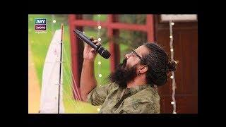 Asrar sung a song