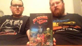 Cult Classics DVD Review: Big Trouble in Little China.