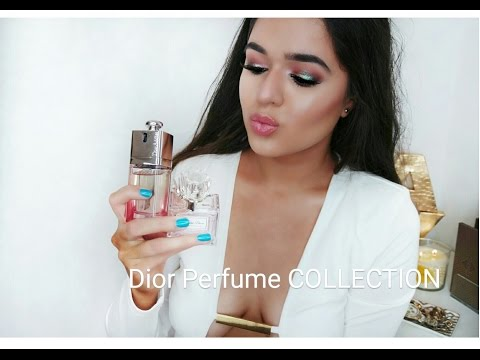 Dior Perfume Collection