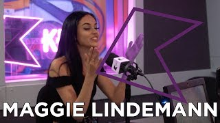 Maggie Lindemann talks Pretty Girl, vlogging & more!