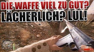 Diese Waffe wird so nice... Battlefield 1