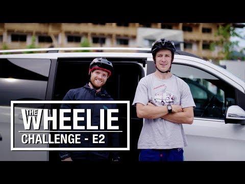 Xxx Mp4 The Wheelie Challenge Samuel Blenkinsop VS Joseph Smith Heat 2 3gp Sex