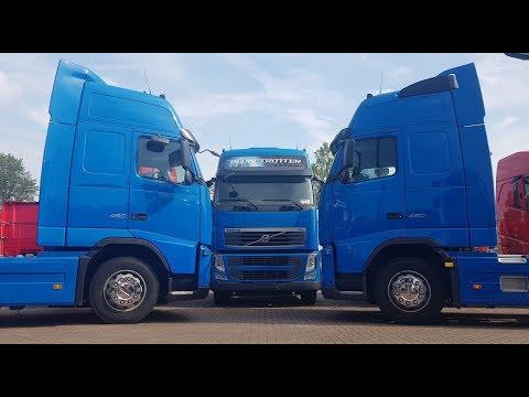 Xxx Mp4 Kleyn Trucks 3x Volvo FH13 460 XL Manual 3gp Sex