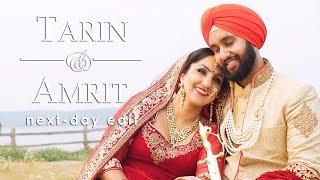 Tarin & Amrit NDE - GLIMMER FILMS