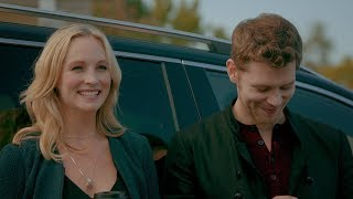 The Originals 5x06 Caroline helps Klaus to find Hope