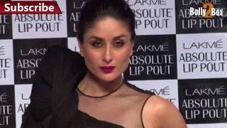 Kareena Kapoor Hot at Lakme Fashion Week 2015