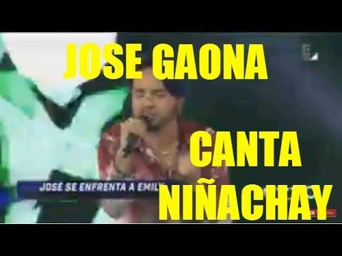 Xxx Mp4 Jose Gaona Nueva Presentación Y Canta Niña Chay En Los Cuatro Finalistas 3gp Sex