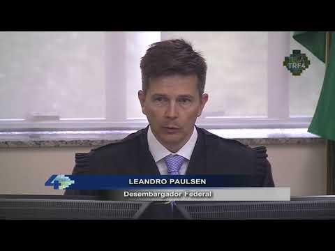 Voto do revisor Leandro Paulsen no julgamento de Lula no TRF4 (parte 1)