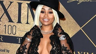 Blac Chyna Shows Off EVERYTHING at the BET Awards, but Where Was Rob Kardashian!?