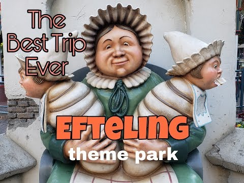 Efteling Theme Park our review of the most whimsical theme park in the world.