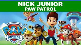 PAW Patrol Full Episodes of Various Nick Jr. Games - 1 Hour Walkthrough Gameplay - HD 1080p English
