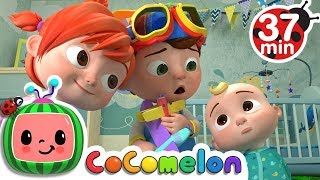 Sharing Song | +More Nursery Rhymes & Kids Songs - CoCoMelon