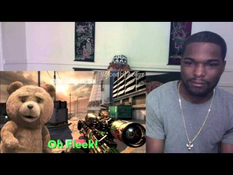 Xxx Mp4 Ted Plays Call Of Duty Reaction 3gp Sex