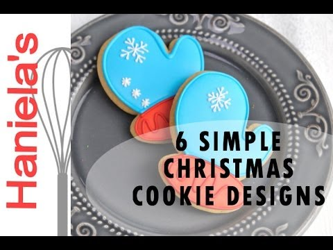 Xxx Mp4 HOW TO DECORATE SIMPLE CHRISTMAS COOKIES DECORATING FOR BEGINNERS 3gp Sex