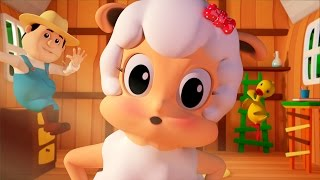Chubby Cheeks | Farmees | Kids 3D Nursery Rhymes TV And Baby Songs by Farmees S01E20
