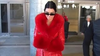 Kendall Jenner Is Asked About R. Kelly