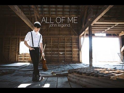 Xxx Mp4 All Of Me John Legend Violin And Guitar Cover Daniel Jang 3gp Sex