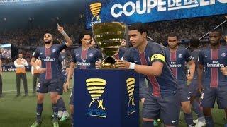 [Fifa17] Paris Saint-Germain vs AS Monaco   Finale Coupe de la Ligue   01 Avril 2017   Pronostic