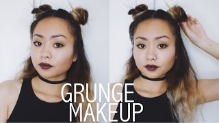 Grunge Inspired Makeup