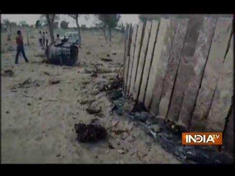 IAF's Sukhoi Aircraft Crashes In Rajasthan's Barmer, Pilots Safe
