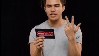 Alex Tries Ep12: RDMA Tongue Twisters   Radio Disney Music Awards