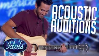 AMAZING ACOUSTIC Auditions on American Idol 2018! | Idols Global