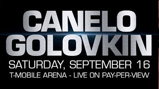 (BREAKING!!!) CANELO VS. GOLOVKIN VENUE OFFICIAL; T-MOBILE ARENA IN LAS VEGAS - TICKET INFO COMING
