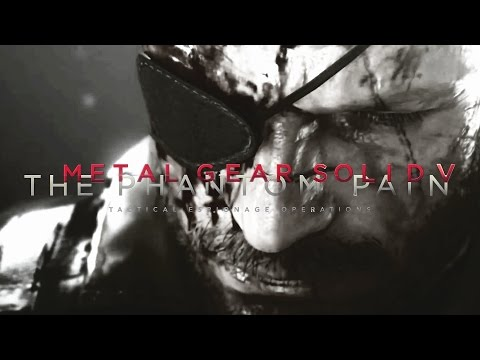 Ode to Venom Snake | Metal Gear Solid 5: The Phantom Pain Tribute (+ Character Analysis)