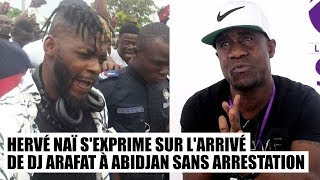 Hervé Naï s'exprime sur l'arrivé de DJ Arafat à Abidjan