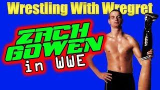 Zach Gowen in WWE | Wrestling With Wregret