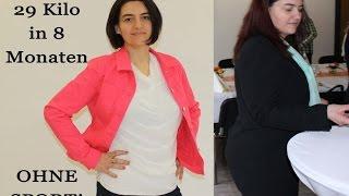 10 kilo abnehmen ohne sport