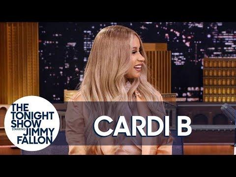 Xxx Mp4 Cardi B Explains Her Famous Catchphrases 3gp Sex