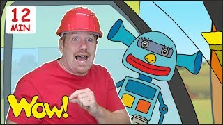 Kids Toys from Steve and Maggie | Free English Lesson with Wow English TV | Stories for Children