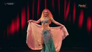 Leyla Jouvana Raks Sharki - Darb Al Habaib Oriental Dance Routine 2017 in Oslo