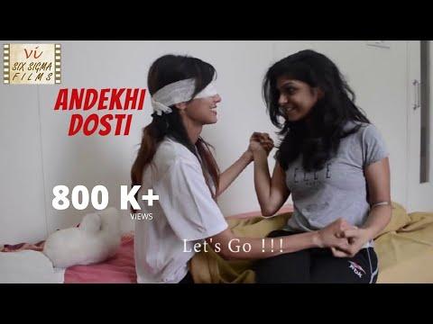 Xxx Mp4 Andekhi Dosti Unseen Friendship Indian Short Film Six Sigma Films 3gp Sex