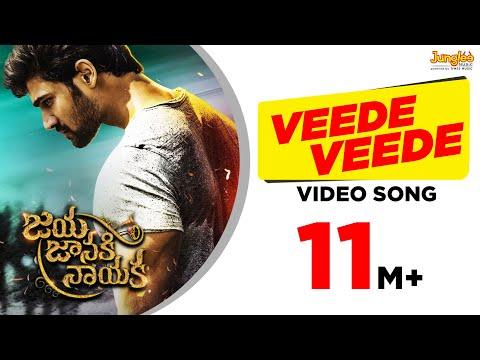 Xxx Mp4 Veede Veede 4K Full Video Song Bellamkonda Sreenivas Rakul Preet DSP Boyapati Srinu 3gp Sex