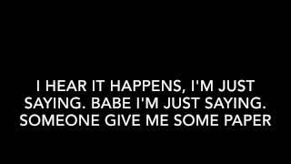 Kat Dahila - I think I'm in love (lyrics)