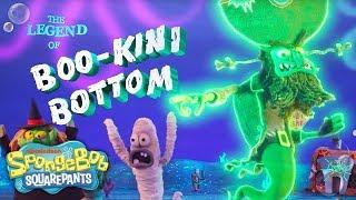 The Legend of Boo-kini Bottom Super Trailer | SpongeBob SquarePants | Nick