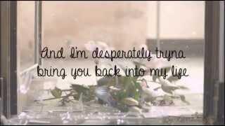 Samantha Jade - Paralysed (lyrics on screen)