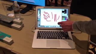 A Touchscreen MacBook Air? It