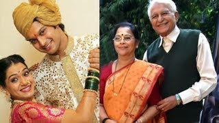 hemant dhome amp kshitee jog wedding photos marathi actors
