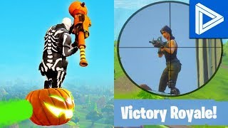 10 Most AMAZING Moments In Fortnite History