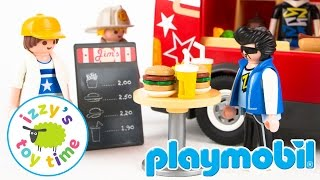 Playmobil Food Truck | Playmobile, KidKraft, and LEGO Family Fun | Toy Cars for Kids