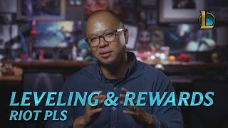 Leveling, IP, and Rewards   Riot Pls - League of Legends