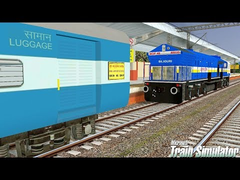 Xxx Mp4 TVC Hazrat Nizamuddin SF Express SGUJ WDP4B MSTS Open Rails Journey Part 2 3gp Sex