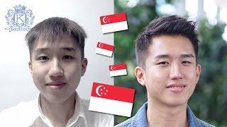 新加坡版[男生大改造]!! 清澀少年大變身 | RickyKAZAF