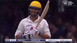 Yuvi Touch Sachin's Feet at LORDS England MCC VS ROW XI