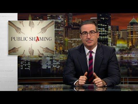 Xxx Mp4 Public Shaming Last Week Tonight With John Oliver HBO 3gp Sex