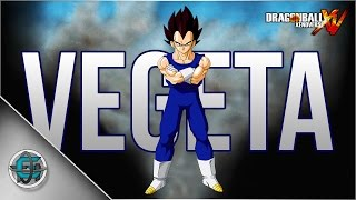Dragon Ball Xenoverse - Character Creation: Vegeta