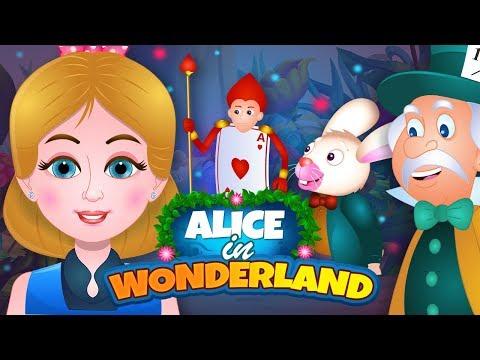Xxx Mp4 Alice In Wonderland Story In Hindi ऐलिस इन वंडरलैंड Hindi Fairy Tales For Kids हिंदी कहानियाँ 3gp Sex